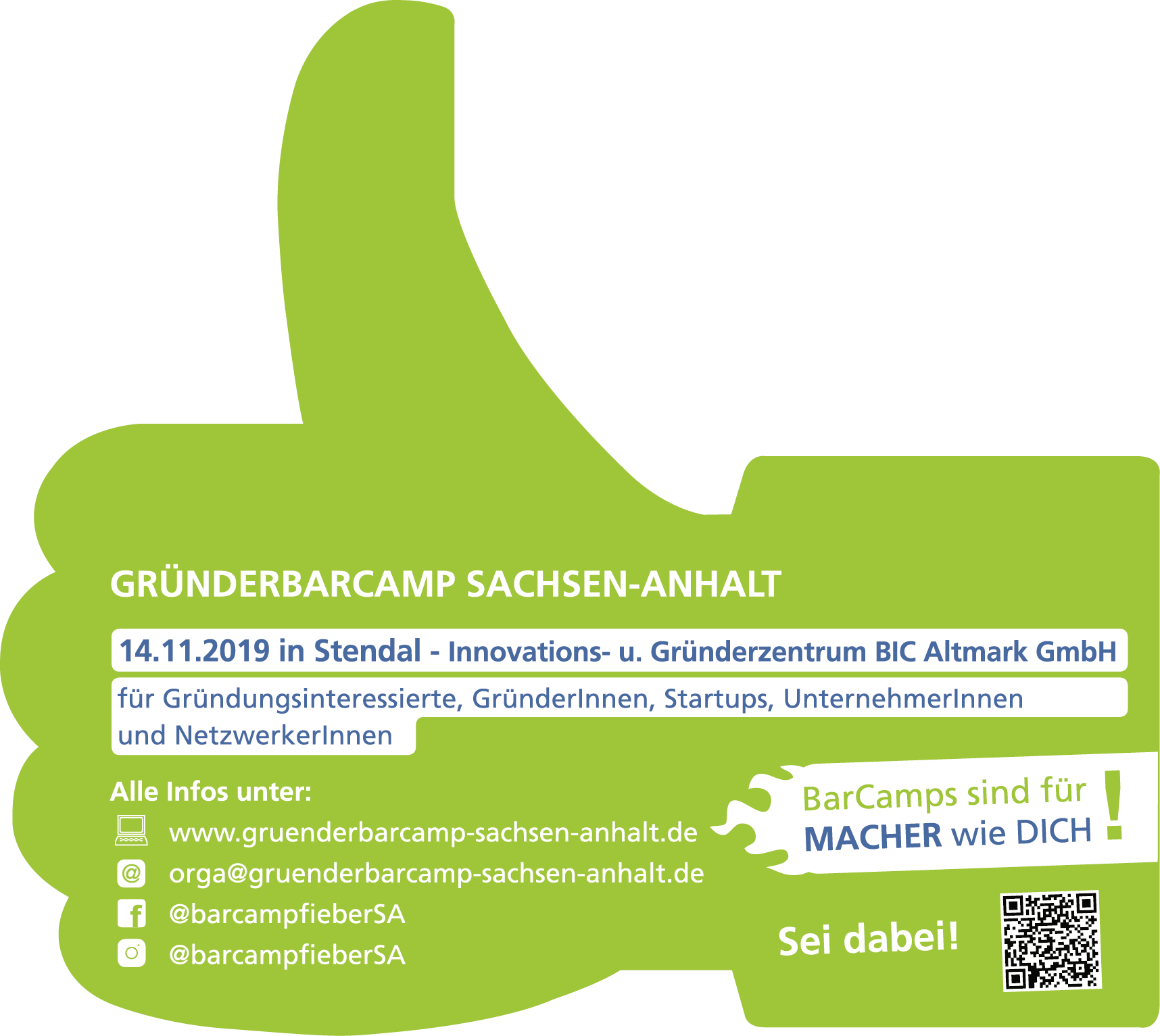 Gründerbarcamp Sachsen-Anhalt